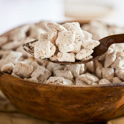 Snickerdoodle Puppy Chow