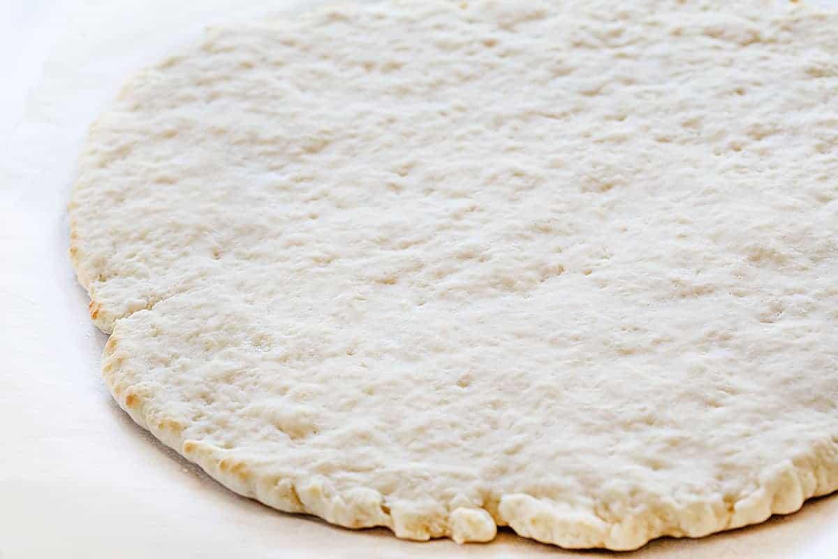 Pizza Dough for Cactus Bread Dessert Pizza