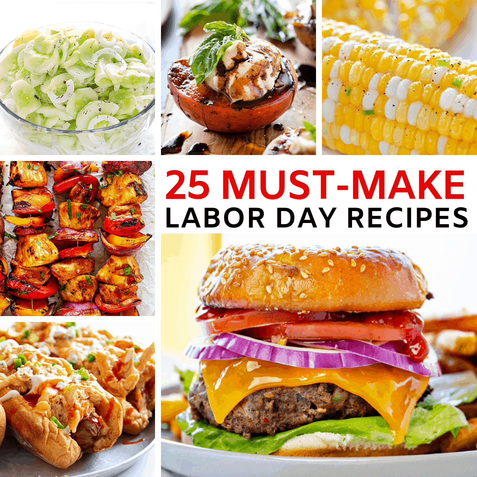 10+ Best Labor Day Food Ideas  i am baker