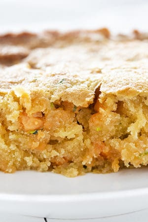 Butterscotch Zucchini Bars