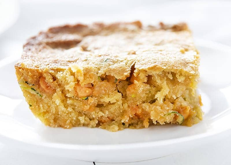 Butterscotch Zucchini Bar
