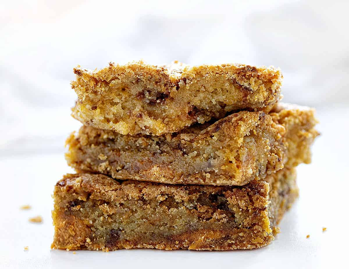 Stacked Butterfinger Bars