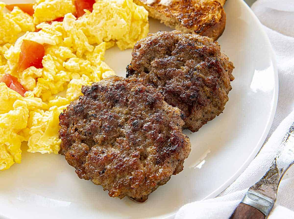 Breakfast Sausage Patties