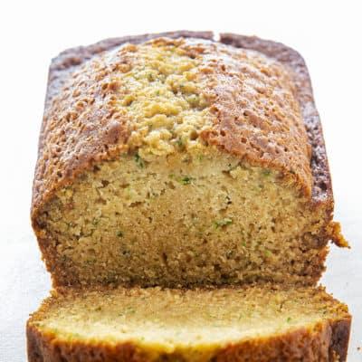 The Best Zucchini Bread