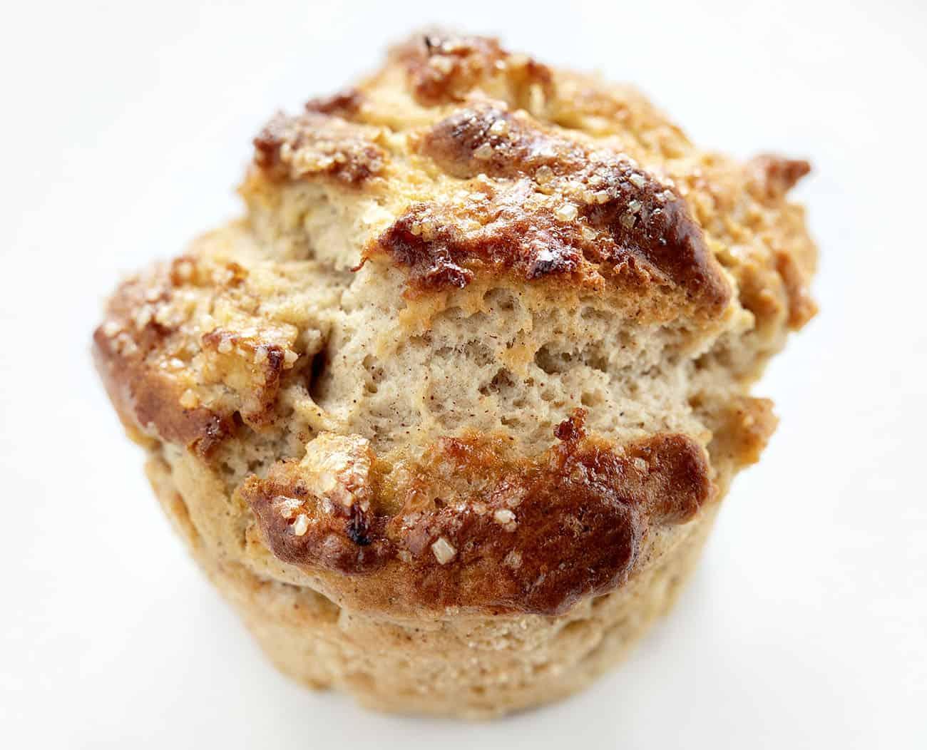 UnGlazed Apple Muffin