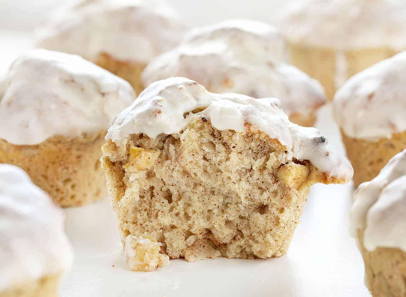 Bit into Apple Muffin