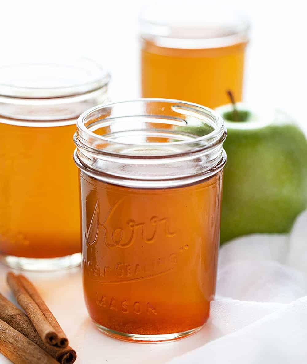 Cinnamon Apple Moonshine