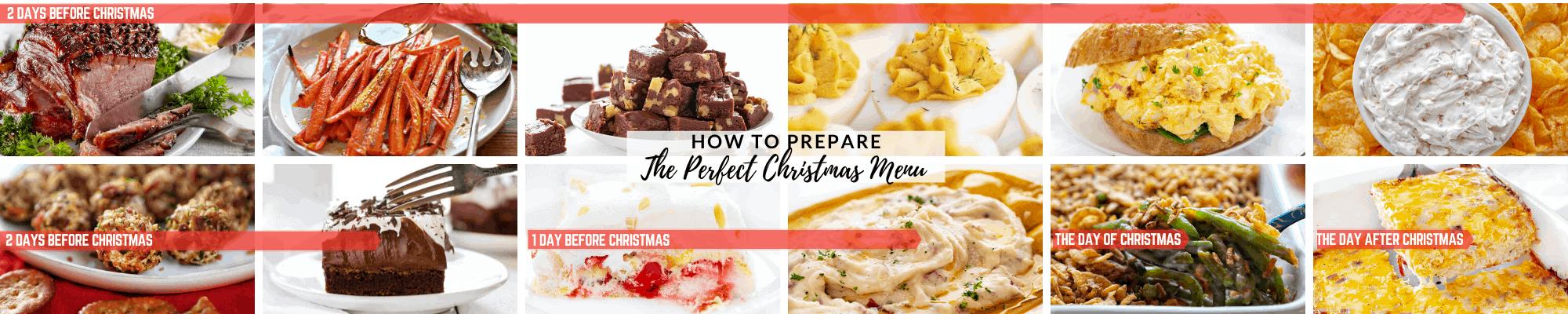 How to Prepare the Perfect Christmas Menu