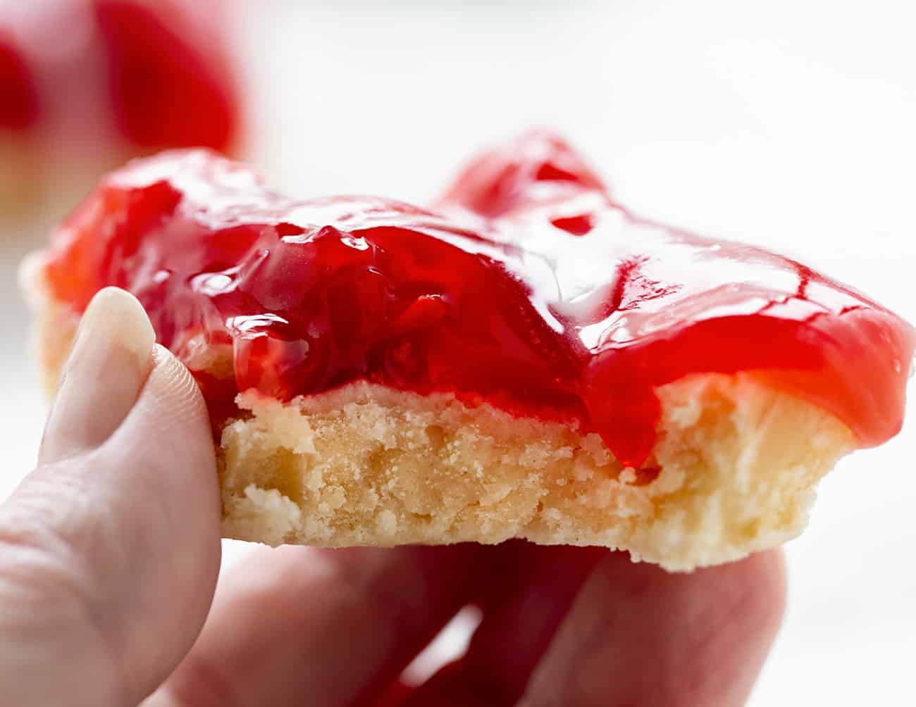 Bite into Cherry Bars
