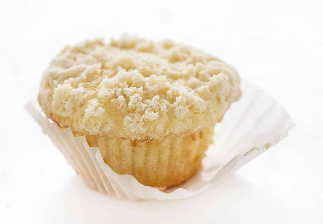 One Cream Cheese Muffin