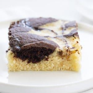 O melhor bolo de folha de mármore {com VÍDEO} 2