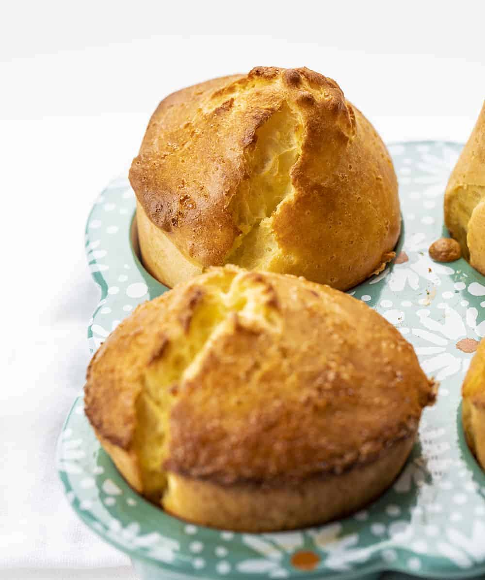 The Easiest Ever Sourdough Popovers I Am Baker
