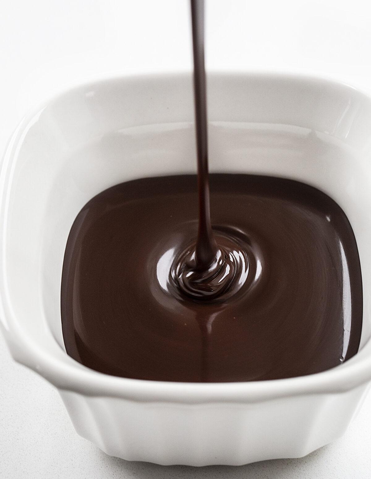 Chocolate Syrup Recipe I Am Baker