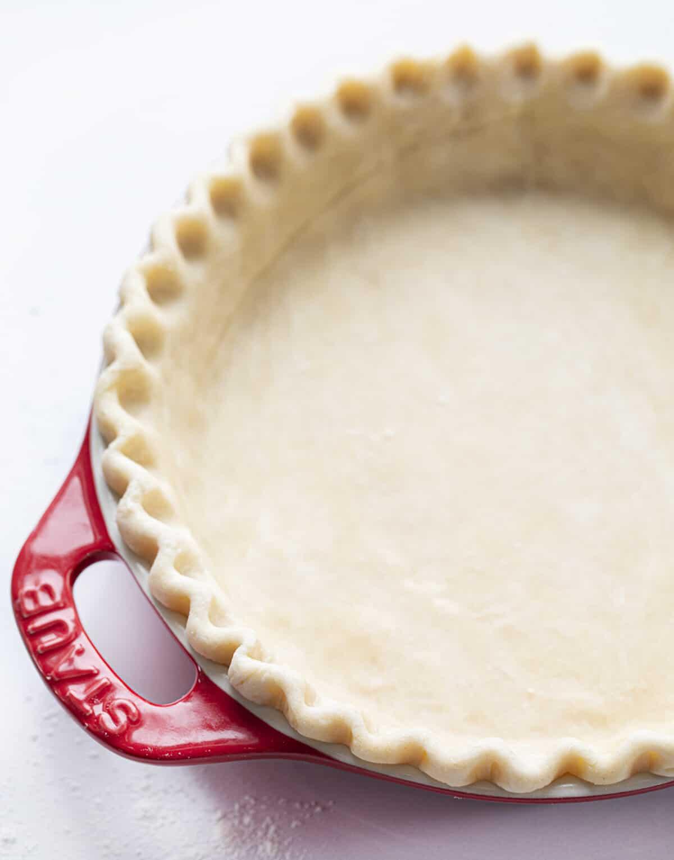 Perfect Homemade Pie Crust I Am Baker