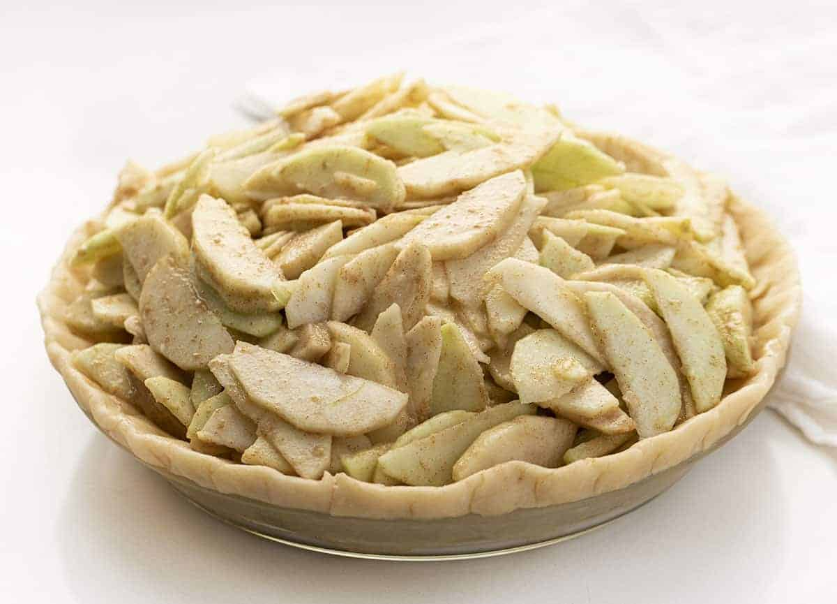 Apple Pie Filling for Classic Apple Pie