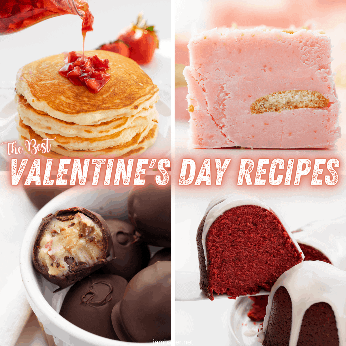 A Variety of Valentines Day Recipes