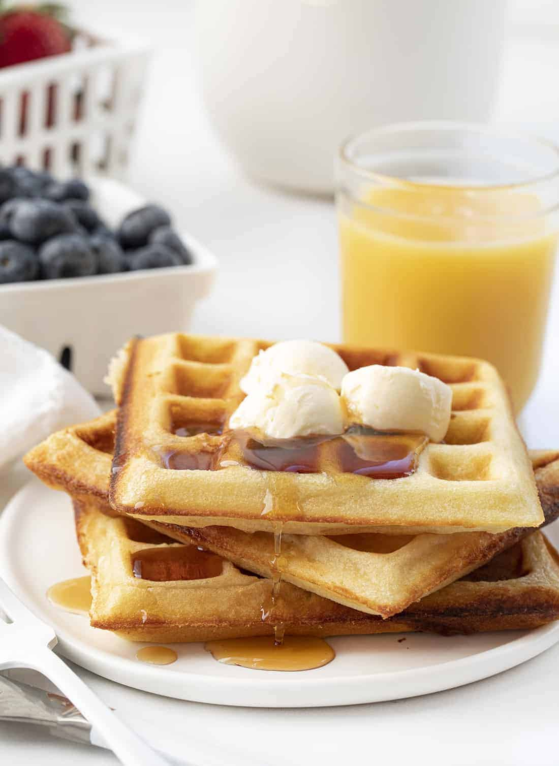 Stack of Waffles of Insane Greatness