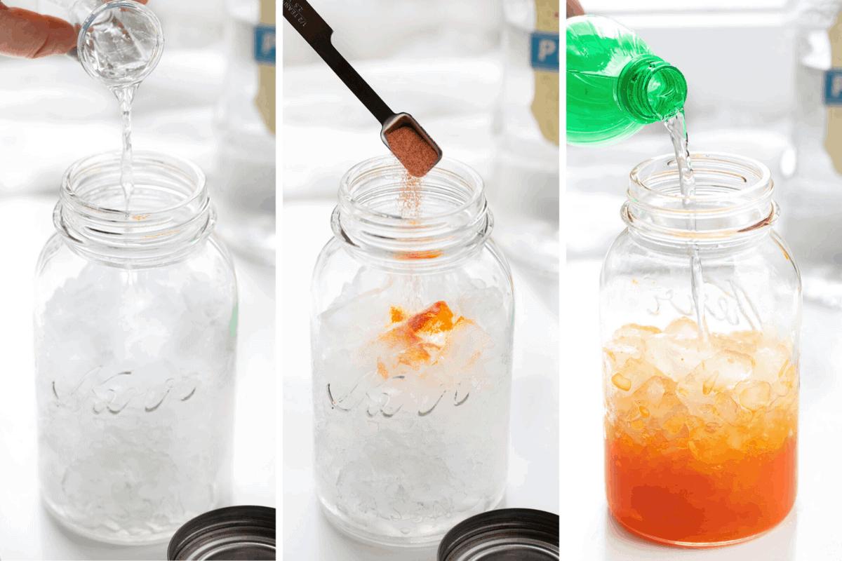How to Make Orange Crush Cocktail