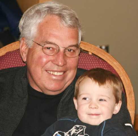 Grandpa & Parker