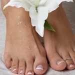 French_pedicure