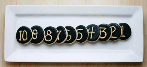 Countdown Cookies!