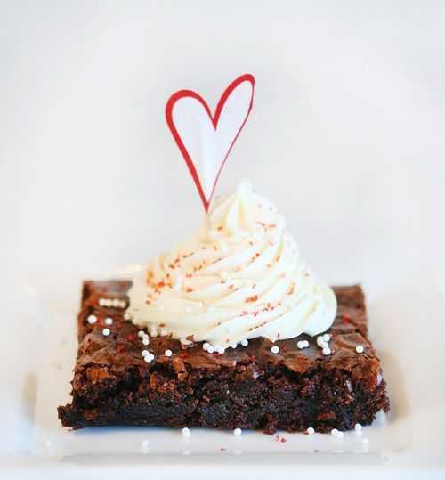 Valentine's Brownie's!