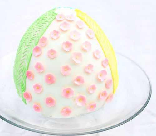 Easter Egg Surprise Inside Cake!