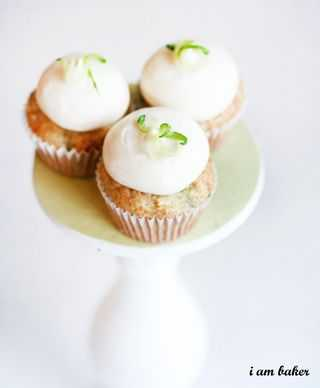 Zucchini Cupcakes and the BEST Cream Cheese Frosting - i ...