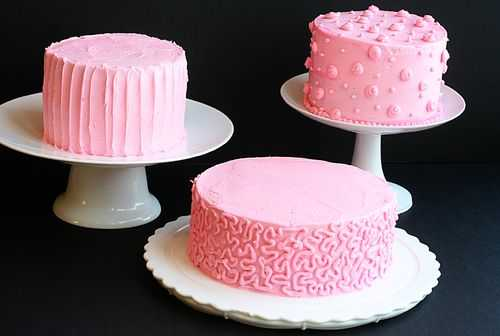 Cake Recipe: Easy Buttercream Icing Recipe Cake Decorating