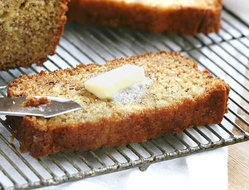 Banana bread and some news i am baker i found a recipe that was a bit different tweaked it a bit and boy am i happy forumfinder Gallery
