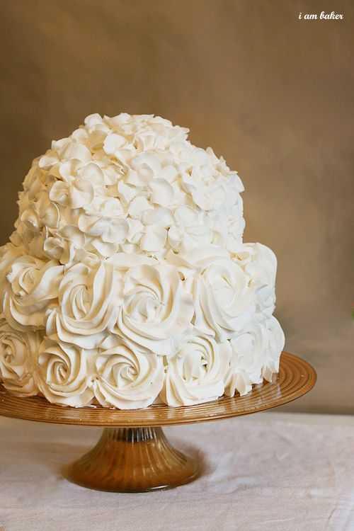 Did anyone DIY their own wedding cake Weddingbee