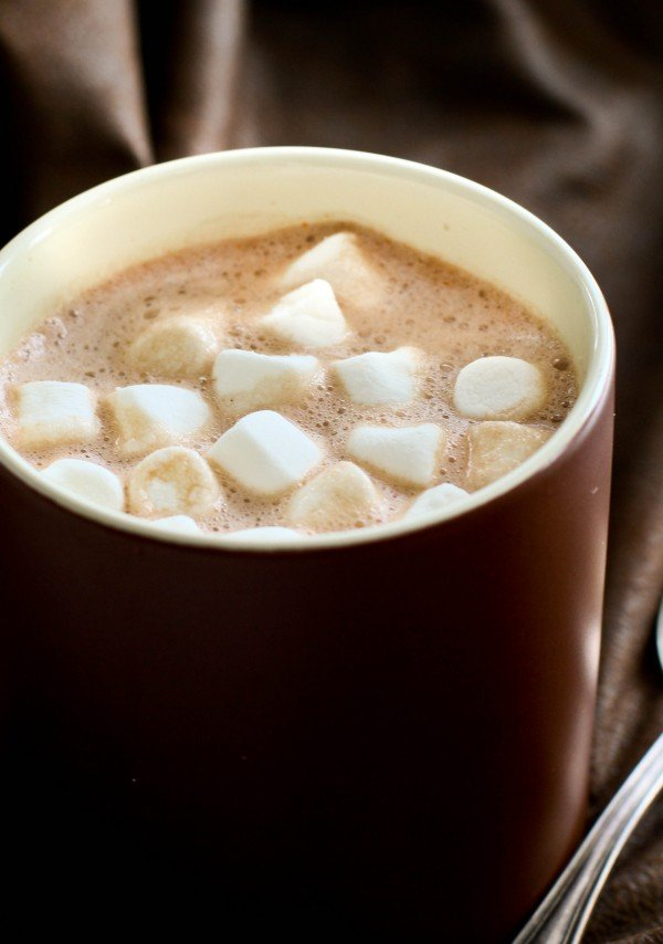 The Best Homemade Hot Chocolate Recipe Video I Am Baker